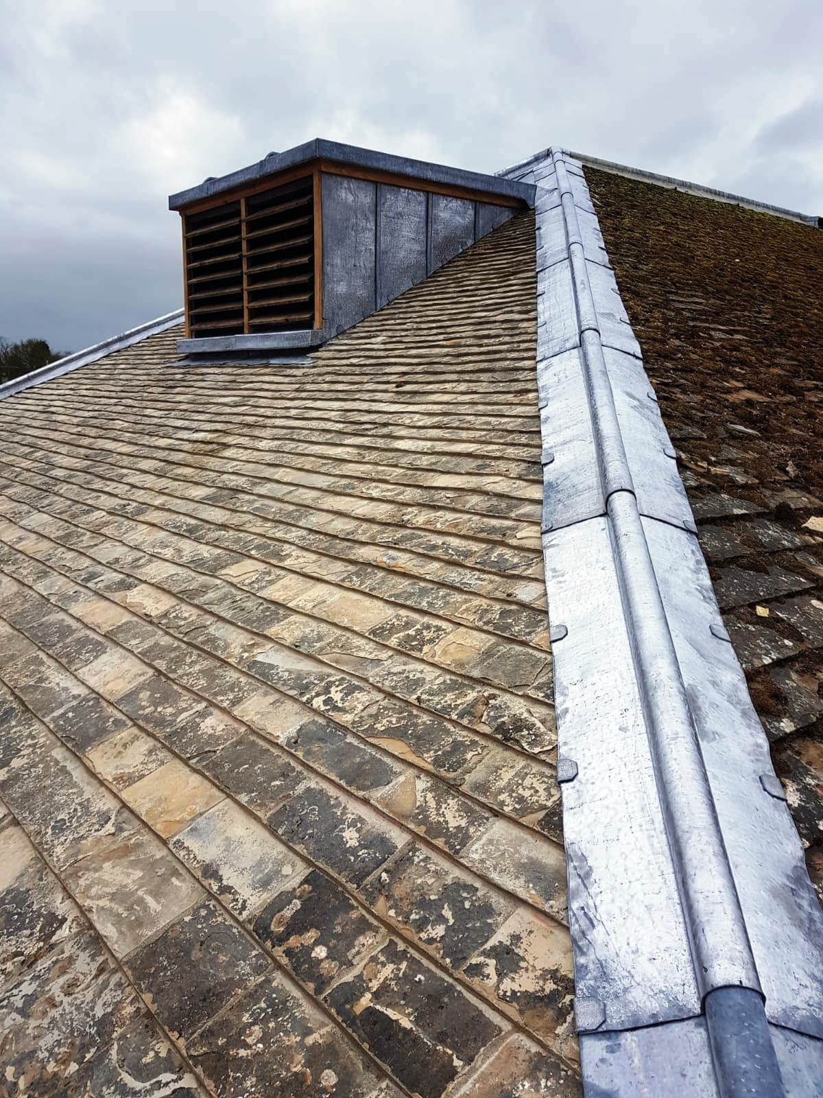 Roofing & leadwork in Oundle